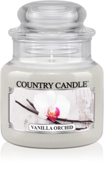 Country Candle Vanilla Orchid bougie parfumée