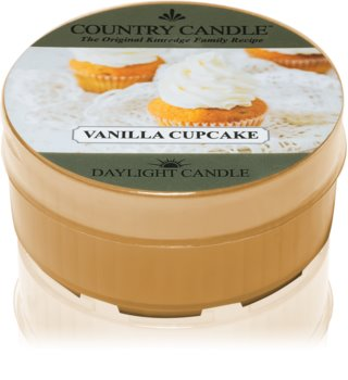 Country Candle Vanilla Cupcake tealight candle
