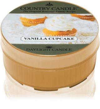 Country Candle Vanilla Cupcake teamécses