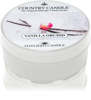 Country Candle Vanilla Orchid čajová svíčka
