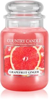 Country Candle Grapefruit Ginger dišeča sveča