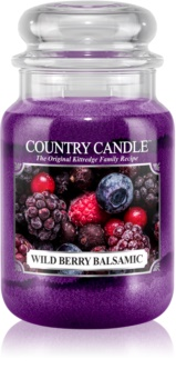 Country Candle Wild Berry Balsamic αρωματικό κερί