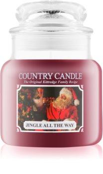 Country Candle Jingle All The Way vonná sviečka