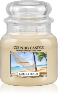 Country Candle Life's a Beach ароматна свещ