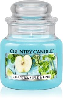 Country Candle Cilantro, Apple & Lime Tuoksukynttilä
