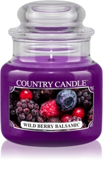 Country Candle Wild Berry Balsamic doftljus
