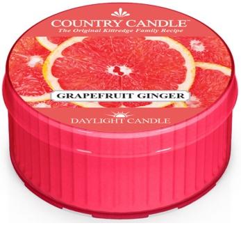 Country Candle Grapefruit Ginger čajna sveča