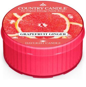 Country Candle Grapefruit Ginger čajová sviečka