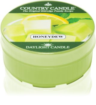 Country Candle Honey Dew tealight candle