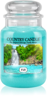 Country Candle Fiji scented candle