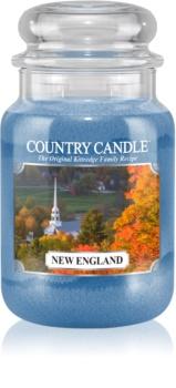 Country Candle New England illatos gyertya