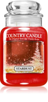 Country Candle Stardust Duftkerze