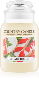 Country Candle Sugar Cookies illatos gyertya