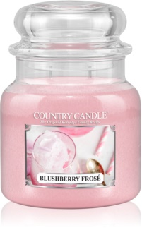 Country Candle Blushberry Frosé lumânare parfumată