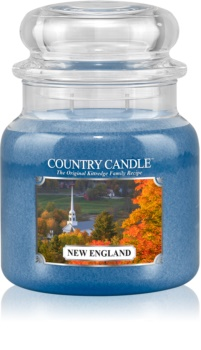 Country Candle New England vonná sviečka