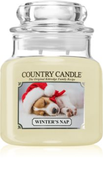 Country Candle Winter's Nap ароматна свещ