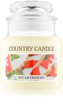 Country Candle Sugar Cookies bougie parfumée