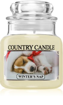Country Candle Winter's Nap bougie parfumée