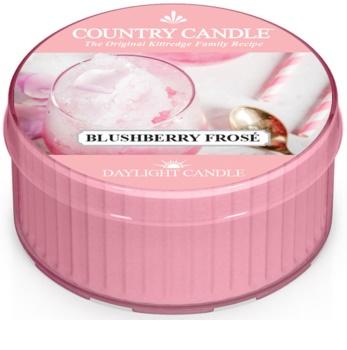Country Candle Blushberry Frosé čajna sveča