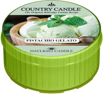 Country Candle Pistachio Gelato candela scaldavivande