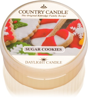 Country Candle Sugar Cookies teamécses