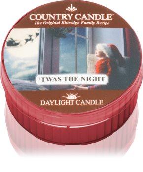 Country Candle Twas the Night świeczka typu tealight
