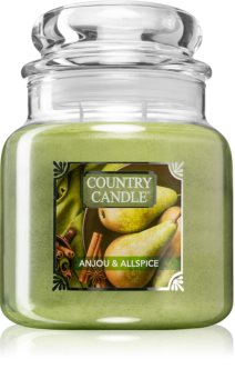 Country Candle Anjou & Allspice aроматична свічка