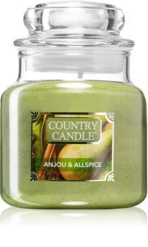 Country Candle Anjou & Allspice Tuoksukynttilä