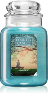 Country Candle Summerset Duftkerze
