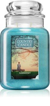 Country Candle Summerset illatos gyertya