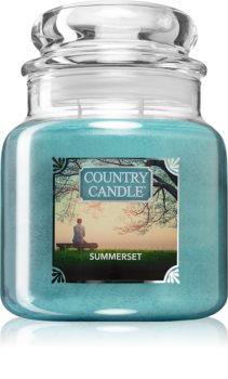 Country Candle Summerset vonná svíčka