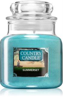 Country Candle Summerset lumânare parfumată