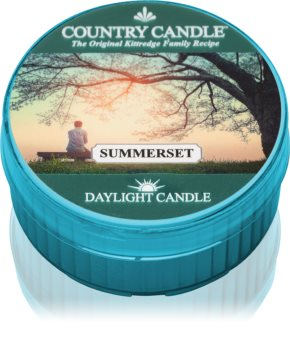 Country Candle Summerset bougie chauffe-plat