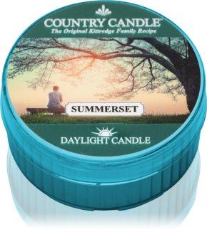 Country Candle Summerset candela scaldavivande