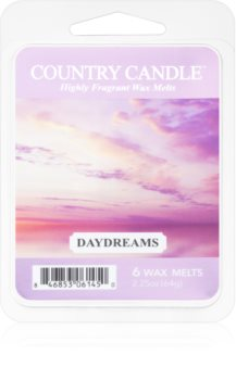 Country Candle Daydreams cera per lampada aromatica