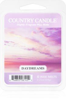 Country Candle Daydreams tartelette en cire