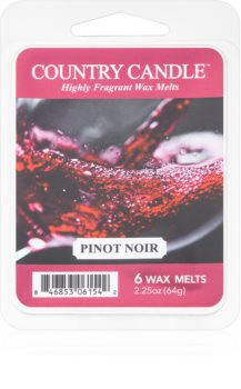 Country Candle Pinot Noir wachs für aromalampen