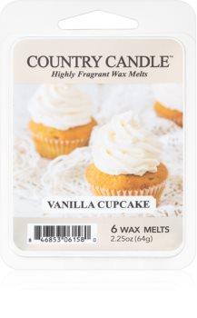Country Candle Vanilla Cupcake illatos viasz aromalámpába