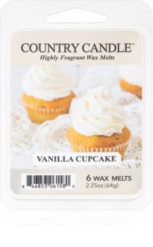 Country Candle Vanilla Cupcake vosk do aromalampy