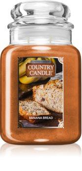 Country Candle Banana Bread illatos gyertya