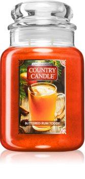 Country Candle Buttered Rum Toddy świeczka zapachowa