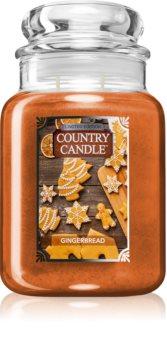 Country Candle Gingerbread dišeča sveča