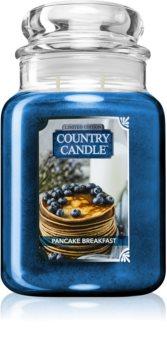 Country Candle Pancake Breakfast illatos gyertya