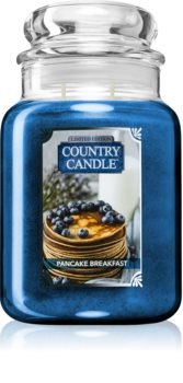 Country Candle Pancake Breakfast lumânare parfumată