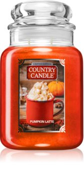 Country Candle Pumpkin Latte scented candle