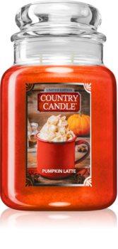 Country Candle Pumpkin Latte Tuoksukynttilä