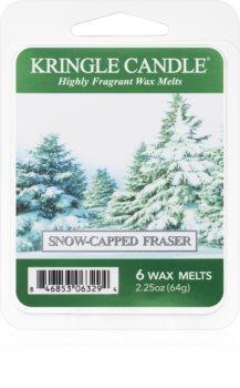 Kringle Candle Snow Capped Fraser ceară pentru aromatizator