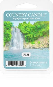 Country Candle Fiji wosk zapachowy
