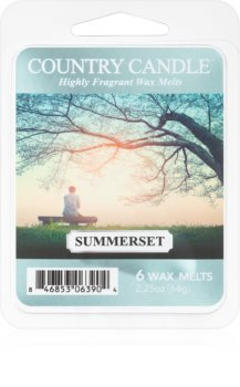 Country Candle Summerset duftwachs für aromalampe