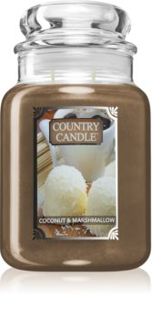 Country Candle Coconut & Marshmallow mirisna svijeća